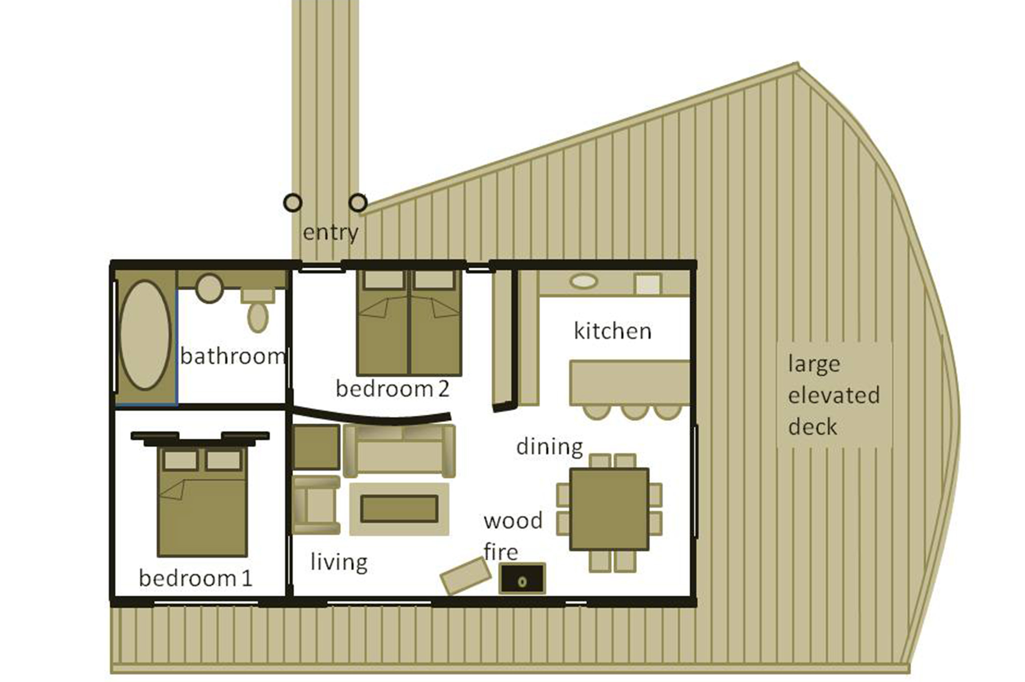 Studio 5 Floorplan